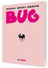 BUG - graphic novel di Miguel Angel Martin