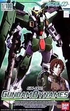 Bandai 00 100-02 1/100 HG GN-002 Gundam Dynames