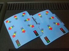 BRAND NEW AQUATTACK 1OVERLAYS FOR COLECOVISION GAME CUSTOM