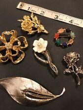 6 Various Pins/Brooches,