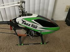 Align Trex 700 Nitro  Flybarless/Complete Ready To Fly