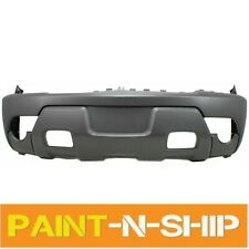 Fits: 2003-2006 CHEVY AVALANCHE Front Bumper 1500 Series w/Body Cladding Painted