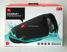 JBL Charge 3 Portable Water Proof Bluetooth Speaker - Black