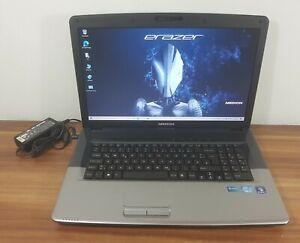 """17"""" Notebook Medion Akoya i3 2x2,1GHz 4GB/750GB Webcam Wlan HDMI Bluetooth uvm."""