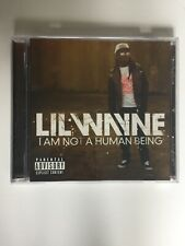 I Am Not A Human Being [PA] by Lil Wayne (CD, Oct-2010, Motown)