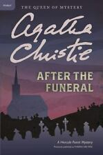 After The Funeral: A Hercule Poirot Mystery (hercule Poirot Mysteries): By Ag...