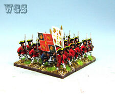 15mm SYW Seven Years War WGS painted French Dillon Infanterie Fa22