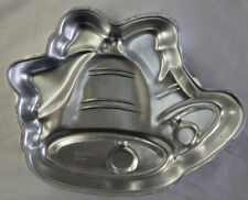 Double Bell Cake Pan from Wilton 1220 Clearance
