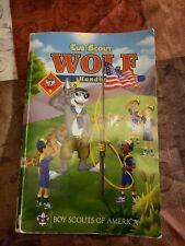 Sa Boy Scout Wolf Cub Scout Handbook Book 2012