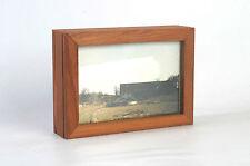 Altholz Bilderrahmen Upcycling Landhaus Fotorahmen Standrahmen 13 x 18