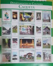 O) 2019 Colombia,Caqueta Department - Dance -Folklore -Birds - Heritage - Cultu