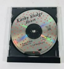 Kathy Sledge - Heart Promo CD Single S1