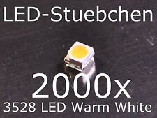 2000x 3528 Warmweiss SMD LED reel
