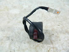 12 Ducati Streetfighter S 848 Right Hand Control Switch Starter Button