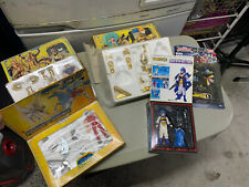 Bandai Bulk Lot And Saint Seiya Vintage Toys!!