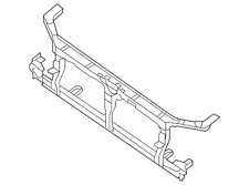 Genuine Nissan Radiator Support 62500-ZL80B