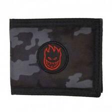 Portafoglio Spitfire Wallet Bighead Black Camo