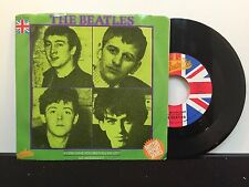 """The Beatles - Where Have You Been All My Life on Collectibles COL 1504 7"""" 45rpm"""