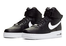 Nike Air Force 1 High Black White AN20 CK4369-001 Men Basketball Shoes