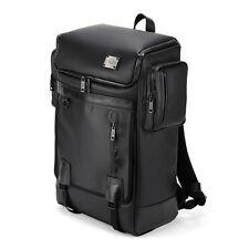 PEEPS Original Neo Universe Backpack SL-Black Synthetic leather Korean Men Bag