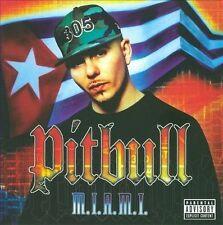 M.I.A.M.I. [PA] by Lil Jon/Pitbull (CD, Aug-2004, TVT (Dist.))