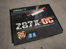 Gigabyte GA-Z87X-OC Motherboard - Intel LGA1150 Z87