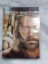Hell On Wheels Complete Second Season