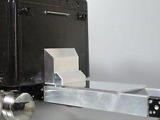 Aluminum Shock Box + Frame Rail Cover Plate Tamiya 1/14 GlobeLiner King Hauler