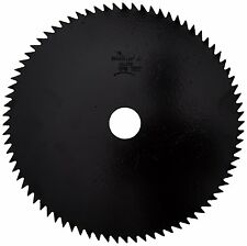 "STENS 395-061 Trimmer Brush Cutter Attachment Blade 1"" Bore 8"" Diameter 80 Tooth"