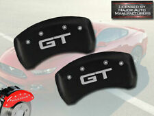 "2015 Ford Mustang ""GT"" / Premium Rear Matte Black MGP Brake Disc Caliper Covers"
