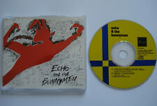 ECHO AND THE BUNNYMEN  __ The Pictures On My Wall __  2 Track CD  __  MEGA RAR !