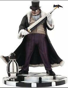 Batman  Penguin Comic Gallery PVC Statue  Diamond Select Toys NIB