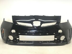 Front Bumper Cover Toyota Prius Plug In Base Two Three Four Five 2012-2015 CAPA