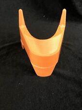New listing Football Tee Orange Rubber Pre-Owned