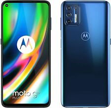 Motorola G9 Plus 128 GB 4 GB RAM - Navy Blue (UNLOCKED)