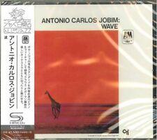 ANTONIO CARLOS JOBIM-WAVE-JAPAN SHM-CD C94