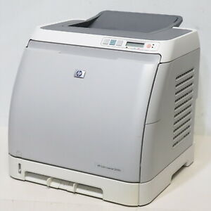 HP 2600n Colour LaserJet Home Office Printer- 250