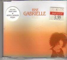 (DE960) Gabrielle, Rise - 2000 CD
