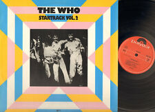 THE WHO Startrack Vol 2 LP My Generation SUBSTITUTE The Kids Are Allright