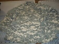 digital ACU camo coat aircrew combat a2cu aramid large long LN military army