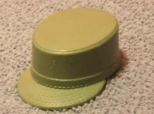 Vintage GI Joe Green Cap Hat T.M. Hasbro (Number 6) Excellent Condition
