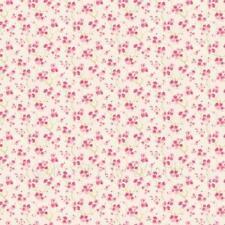 Maison de Poupées Miniature Rose Blossom Papier Peint
