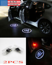2pcs For LS RC RX LED Car Door Courtesy Step Laser Projector Logo Shadow Lights