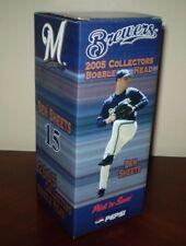 BEN SHEETS MILWAUKEE BREWERS Baseball Bobble Head 2005 PEPSI Vtg MLB SGA Nodder