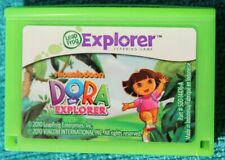 LEAPFROG LEAPPAD 1,2,3 ultra xdi platinum ultimate game DORA the EXPLORER