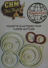POCHETTE  D'ELASTIQUES POUR FLIPPER GOTTLIEB OLYMPICS