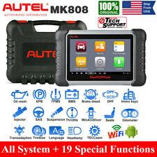 2020 New Autel MK808 OBD2 Diagnostic Scanner Auto Scanner Code Reader TPMS Reset