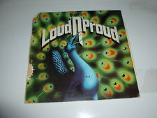 NAZARETH - Loud 'N' Proud - 1973 UK Mountain Label 8-track LP