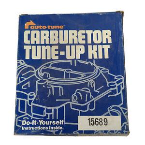 1978-1979 Checker Chev 6 GMC Pontiac Auto Tune Carburetor Tune Up Kit 15689 NOS