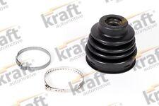 KRAFT AUTOMOTIVE Faltenbalgsatz Antriebswelle 4413051 für LANCIA FIAT SEAT PANDA